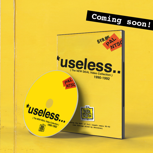 New Deal *useless (The NEW DEAL Video Collection) 1990-1992 DVD