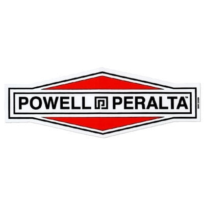 Powell Peralta Diamond Logo Skateboard Sticker