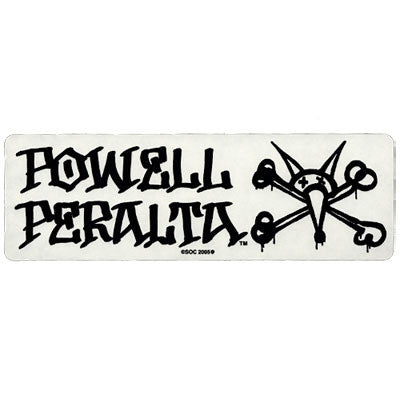 Powell Peralta Vato Rat Bones Skateboard Sticker