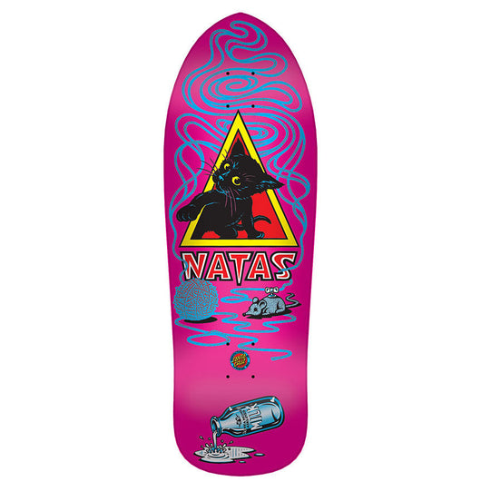 Skateboard Decks Santa Cruz Old School Natas Kitten Skateboard Deck **PRE-ORDER** - TheDarkSlide