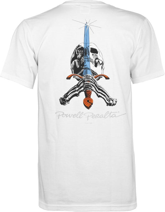 Powell-Peralta Skull and Sword T-Shirt