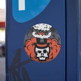Skullduggery Co. Big Boom Sticker/Decal