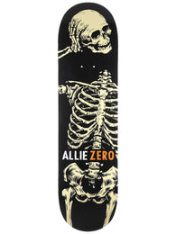 ZERO ALLIE HEADCASE 8.25 SKATEBOARD DECK