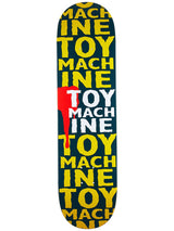 "Toy Machine New Blood Team 8.25"" Skateboard Deck"
