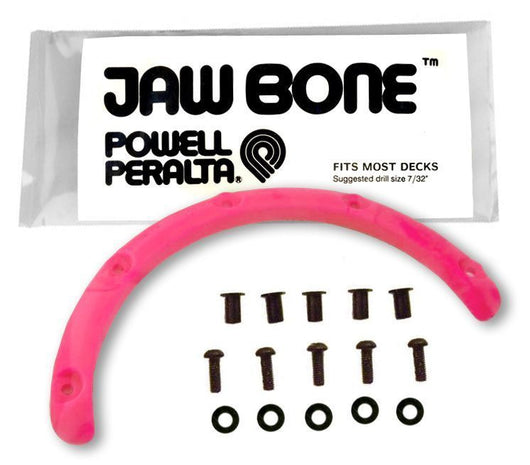 Powell Peralta Jaw Bone Pink Fits most old school decks NOS