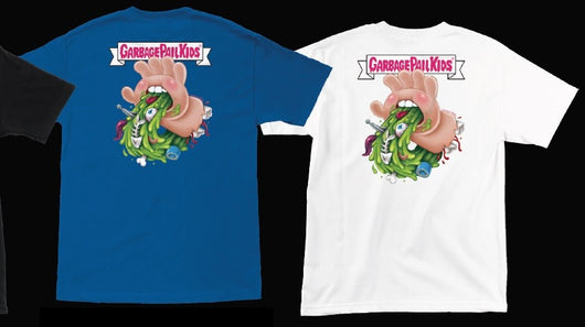 Santa Cruz / Garbage Pail Kids Heaving Hand T-Shirt