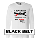 Black belt collection