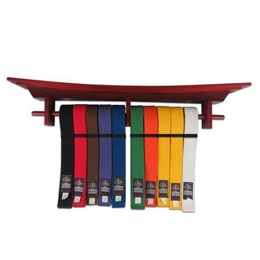 Deluxe belt display