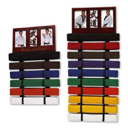 HIGH QUALITY BELT DISPLAY WITH PHOTO FRAME - belt - Art of KIME