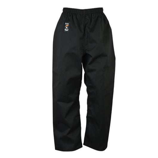 Karate trousers, black - clothing - Art of KIME