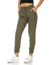 Green Lounge Pants