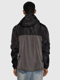Black/Charcoal Thrasher Anorak