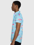 Blue Dolphin S/S Button Up