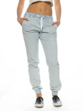 Ladies Beach Washed Joggers