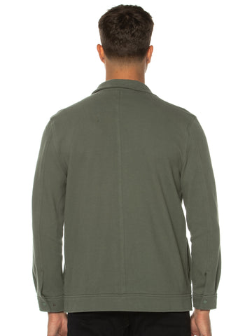 Slate Green Workman Jacket