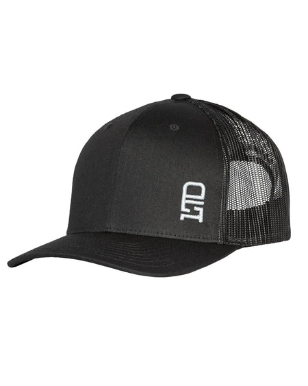 All-Black LTD Snapback