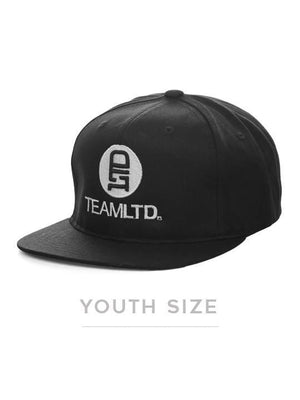 Youth Logo Lid Black