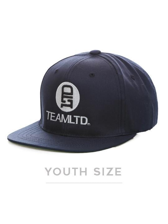 Youth Logo Lid Navy