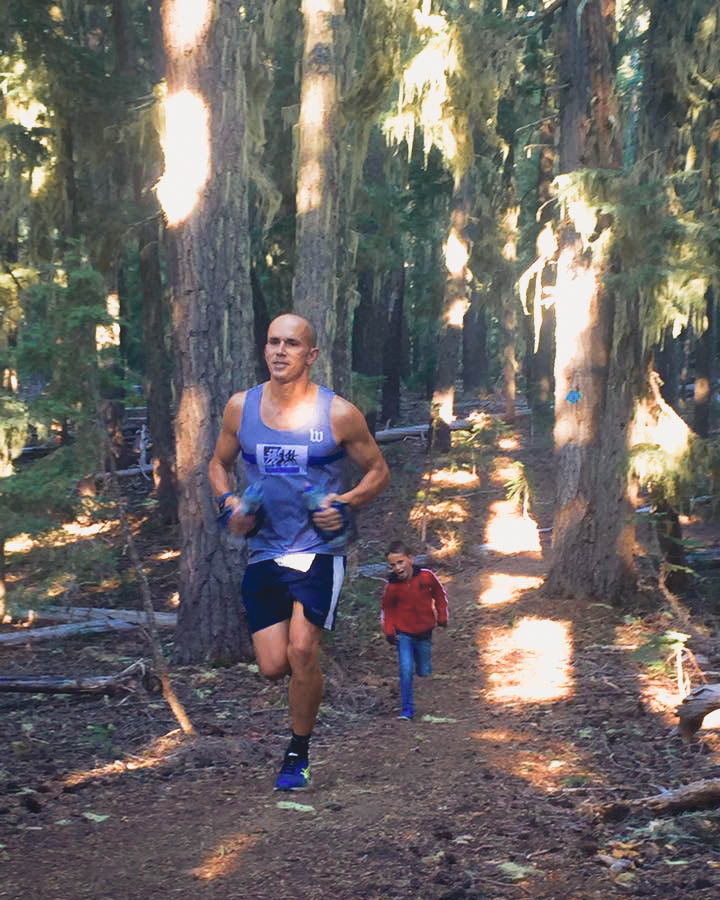 Field Work Nutrition Co-Founder Jesse Kropelnicki's 100k Run