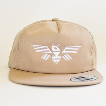 "Sandy ""Thunderbee"" Big Logo Unstructured Hat"