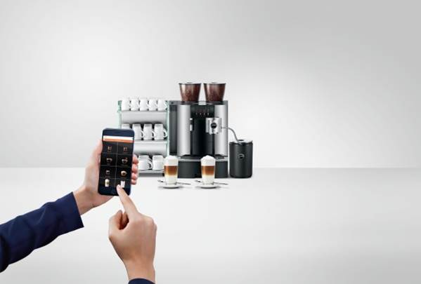 Covid Safe Coffee Machine for Offices and The Workplace