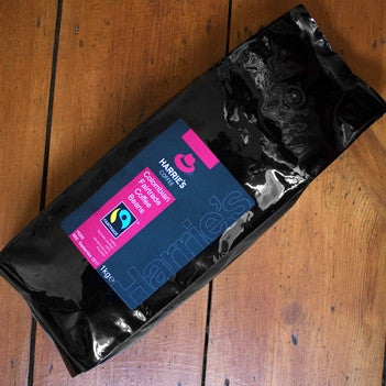 6 x 1kg Harrie's Coffee - Beans only-Harrie's Coffee