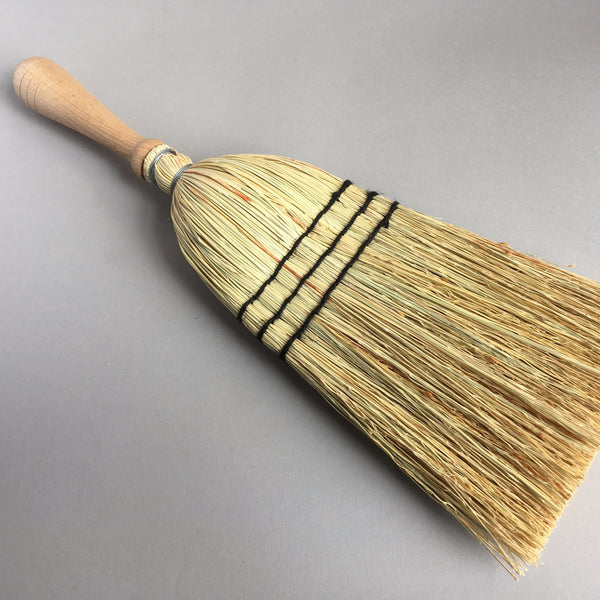 Rice straw brush