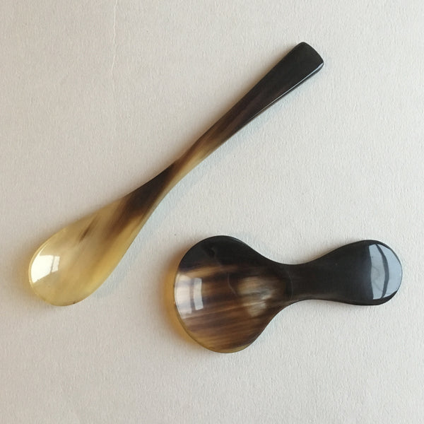 Horn spoons