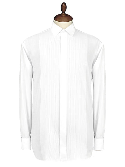 Dress Plain Collar Shirt Upgrade