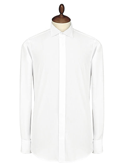 Victorian Collar Slim Fit Shirt Upgrade