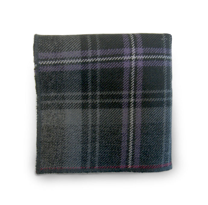 Scottish Spirit Tartan Hankie - Gilt Edged