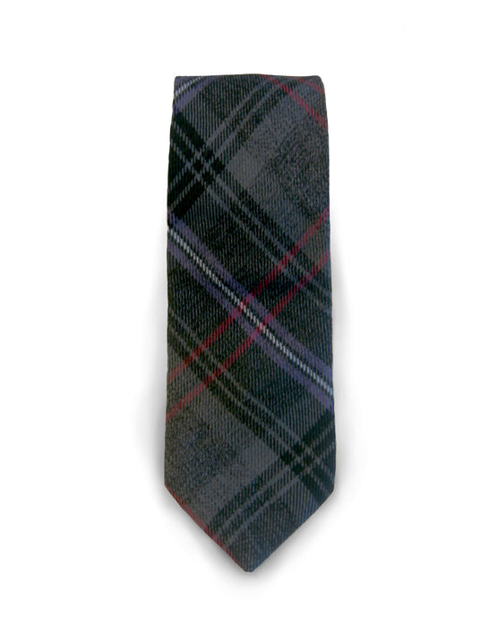 Scottish Spirit Tartan Tie - Gilt Edged