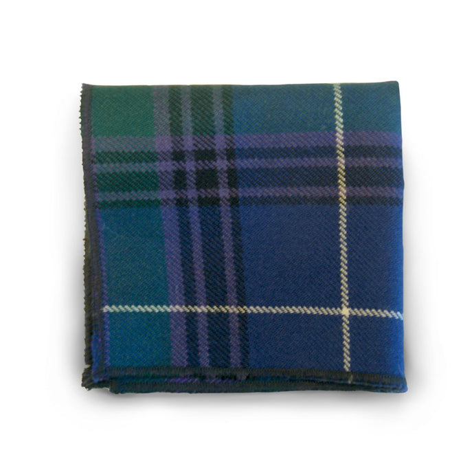Spirit of Bannockburn Tartan Hankie - Gilt Edged