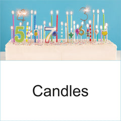 Candles Birthday Candles