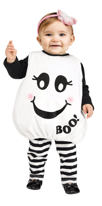 Infant Baby Boo Costume - INFANT - Halloween & Party Costumes - America Likes To Party