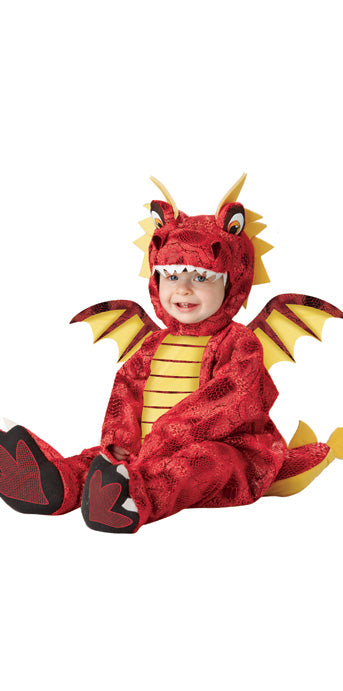 Infant Adorable Dragon Costume - INFANT - Halloween & Party Costumes - America Likes To Party