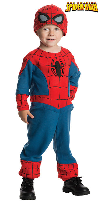 Toddler Spiderman Costume - TODDLER - Halloween & Party Costumes - America Likes To Party
