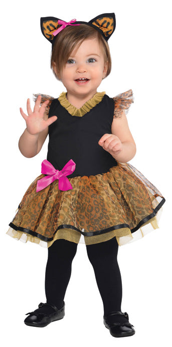 Infant Cutie Cat Costume - INFANT - Halloween & Party Costumes - America Likes To Party