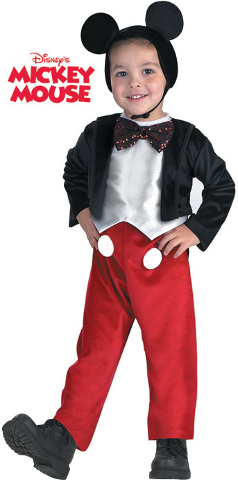 Toddler Mickey Mouse Costume - TODDLER - Halloween & Party Costumes - America Likes To Party