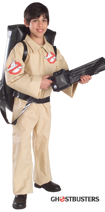 Child Ghostbusters Costume - BOYS - Halloween & Party Costumes - America Likes To Party