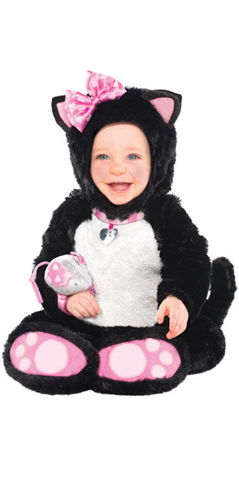 Infant Itty Bitty Kitty Costume - INFANT - Halloween & Party Costumes - America Likes To Party