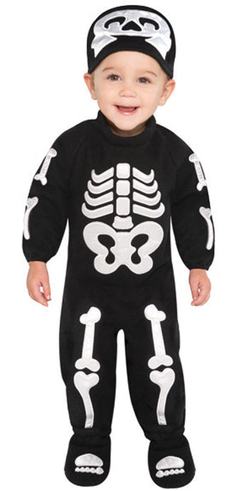 Infant Bitty Bones Costume - INFANT - Halloween & Party Costumes - America Likes To Party