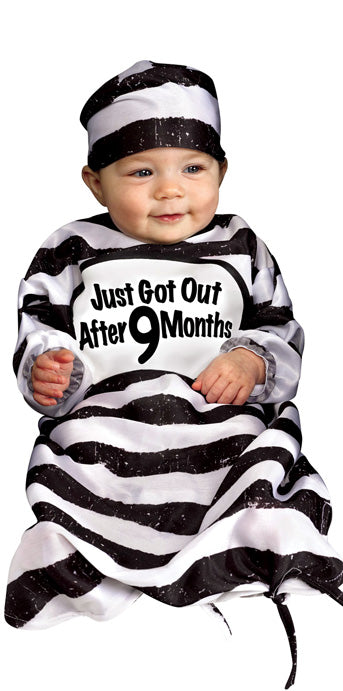 Infant Time Out Costume - INFANT - Halloween & Party Costumes - America Likes To Party