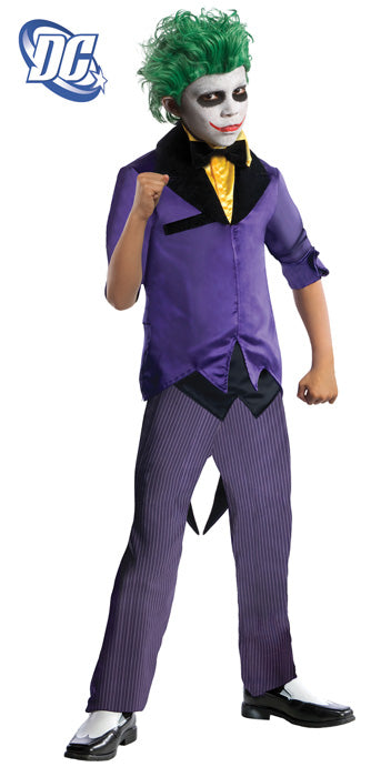 Child Joker Costume - BOYS - Halloween & Party Costumes - America Likes To Party