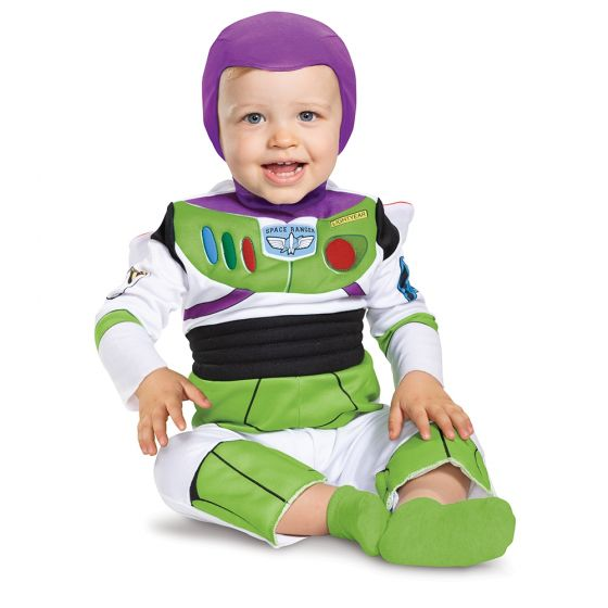 Infant Buzz Lightyear Deluxe Costume #001