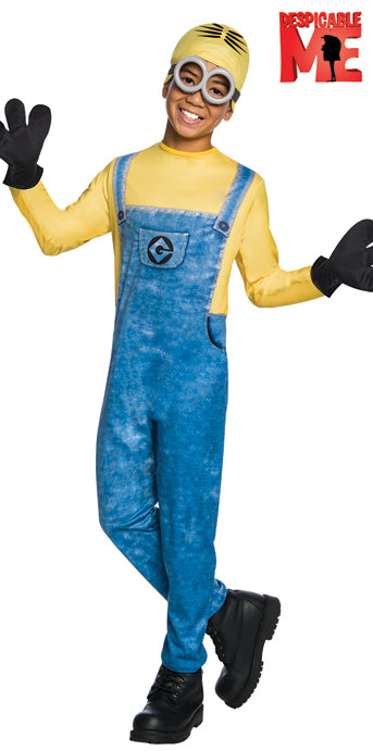 Child Minion Dave Costume - BOYS - Halloween & Party Costumes - America Likes To Party