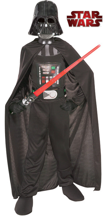 Child Darth Vader Costume - BOYS - Halloween & Party Costumes - America Likes To Party