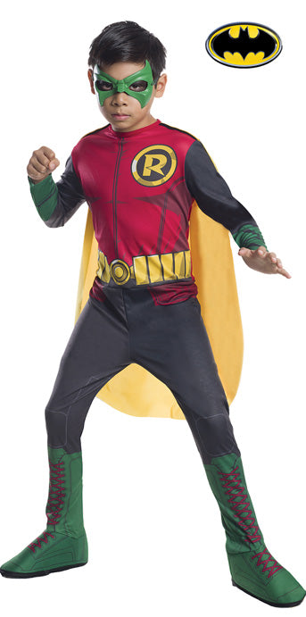 Child Robin Costume - BOYS - Halloween & Party Costumes - America Likes To Party