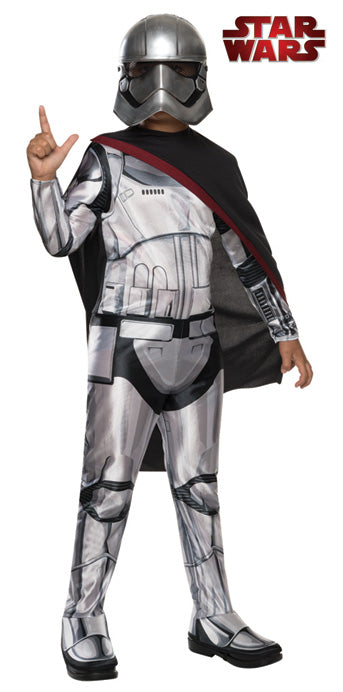 Child Captain Phasma Costume - BOYS - Halloween & Party Costumes - America Likes To Party