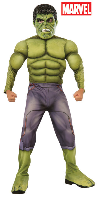 Child Hulk Costume - BOYS - Halloween & Party Costumes - America Likes To Party